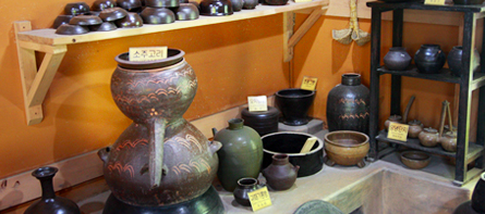 Pottery Exhibition Hall